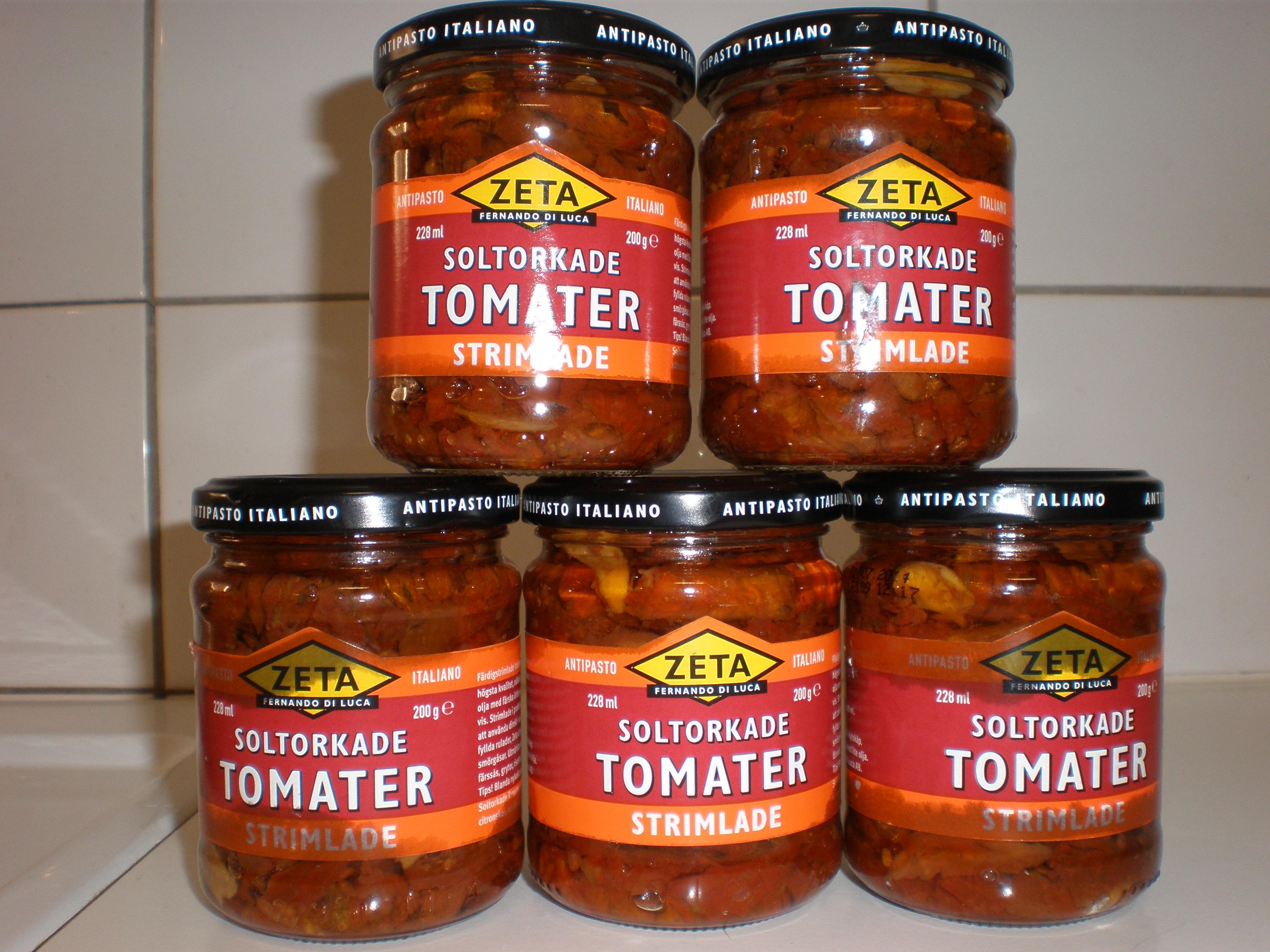 tomater på burk